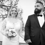 romantische Hochzeitsfotos Köpenick
